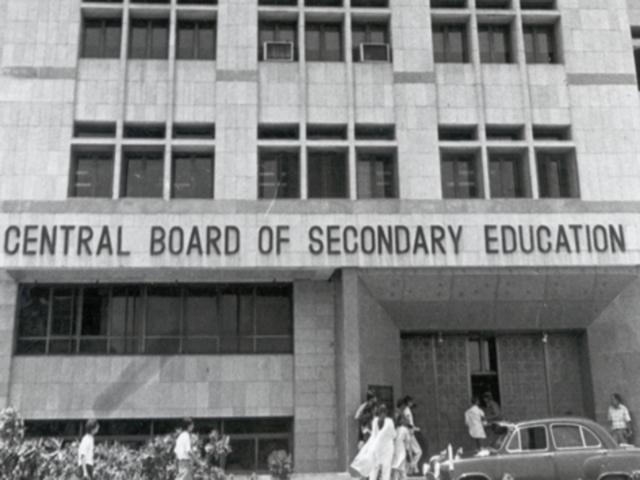 CBSE re-evaluation