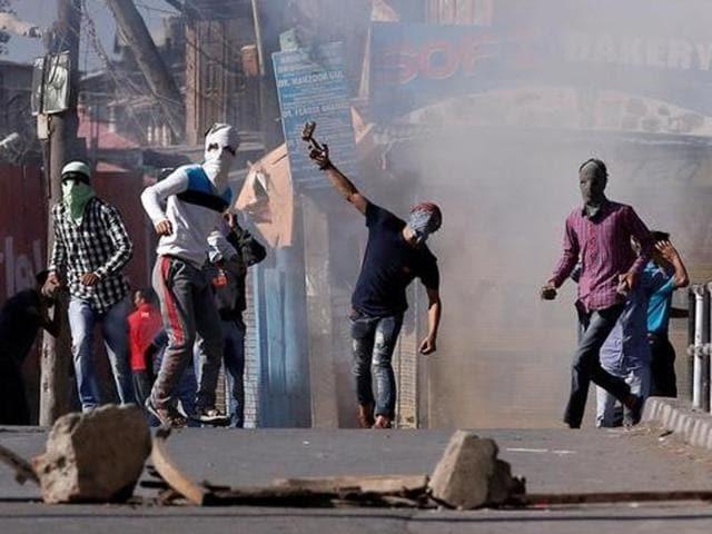 Burhan Wani,Jammu and Kashmir,Kashmir unrest