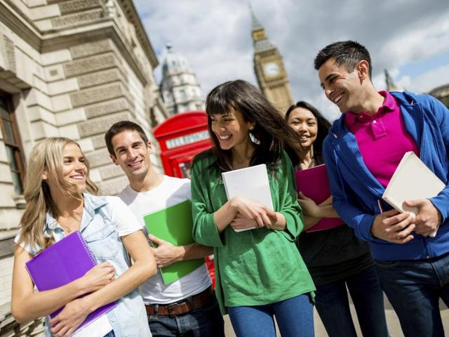 The British government has unveiled new plans to restrict students and professionals from India and other non-EU countries as part of its efforts to deliver Brexit.(Getty Images)