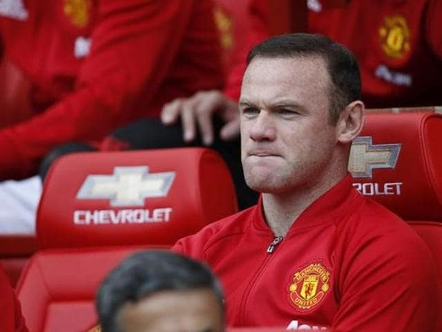 Rooney, 30, has started Manchester United's last three games on the bench amid an ongoing debate about the best place for him to play as his physical powers wane.
