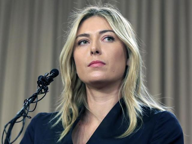 Tennis,Doping,Maria Sharapova