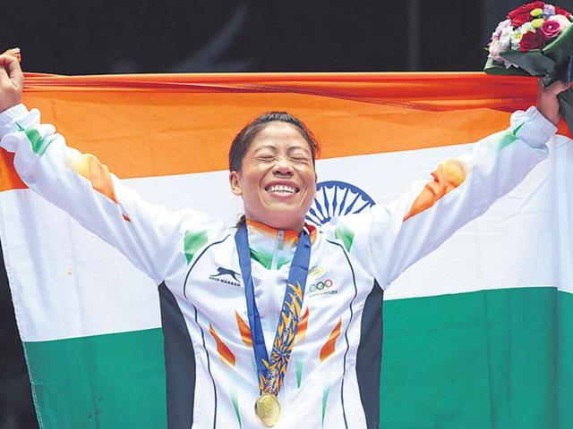 Even a boxer isn't safe. In an open letter to her sons, Mary Kom opens up about the times she was molested.