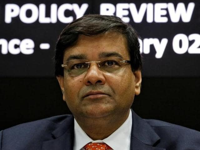 Reserve Bank of India (RBI) Governor Urjit Patel attends a news conference in Mumbai.