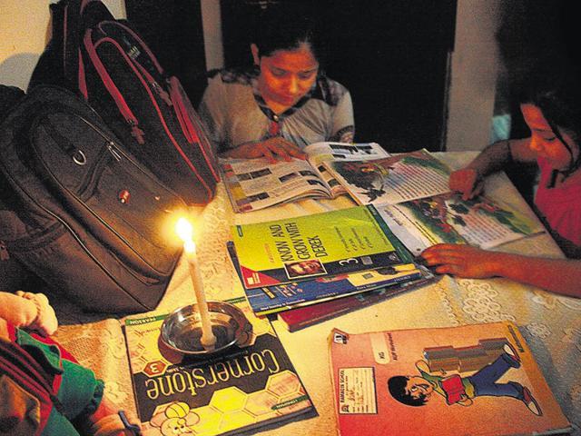 Noida,power cut,festive season