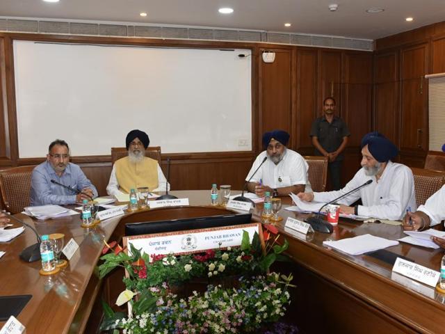 cabinet,Sukhbir Singh Badal,Dr Daljit Singh Cheema