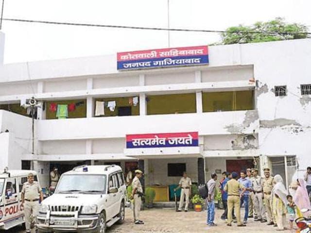 Indirapuram Police Station,Sahibabad Police Station,Ghaziabad Police