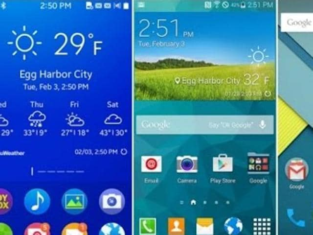Smartphones makers do have the choice of forking Android or using Samsung's Tizen, but both would be costly and risky to develop, and only the largest smartphone makers could afford the investment