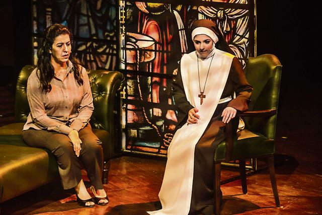 Agnes of God, from the makers of the Indian adaptation of Vagina Monologues, is about the conflict between science and faith