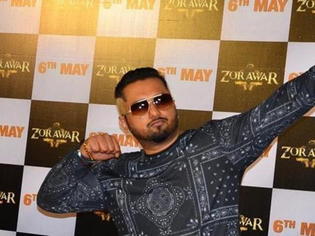 Honey Singh,Singer,Rapper