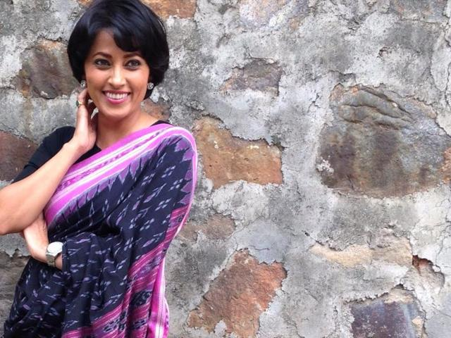 Actor Meghna Malik performed in the Capital recently as part of the play Mr And Mrs Murarilal.