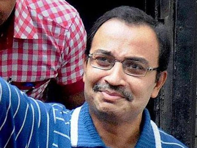 Saradha scam,Trinamool,Kunal Ghosh