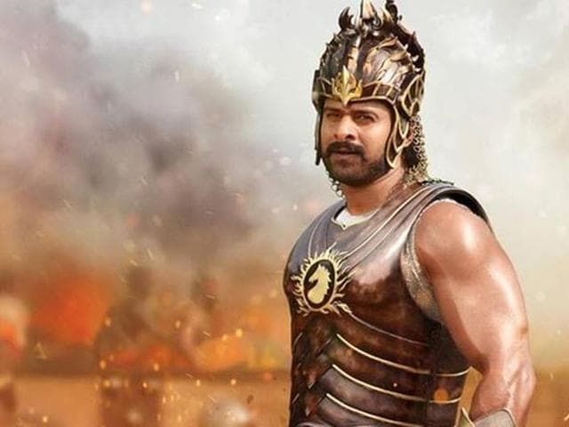 Prabhas played the title role in SS Rajamouli's Baahubali