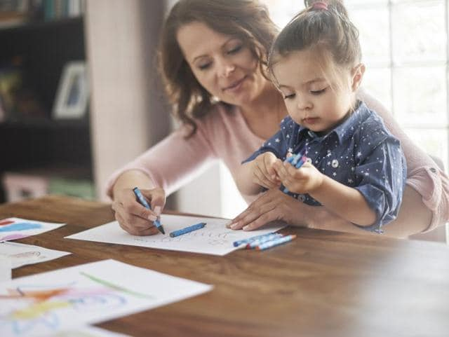 Mothers report more stress and greater fatigue than fathers due to parenting tasks, say researchers.