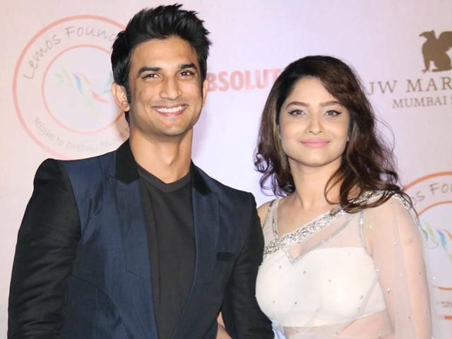 Actors Sushant Singh Rajput and Ankita Lokhande were in a relationship for six years.