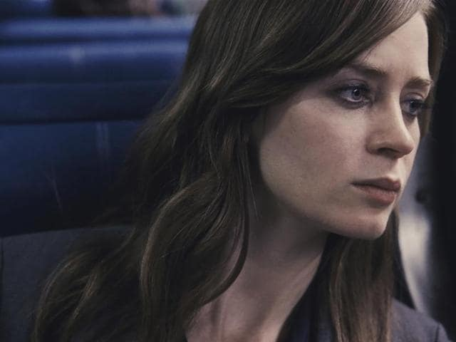 The Girl on the Train,Emily Blunt,Justin Theroux