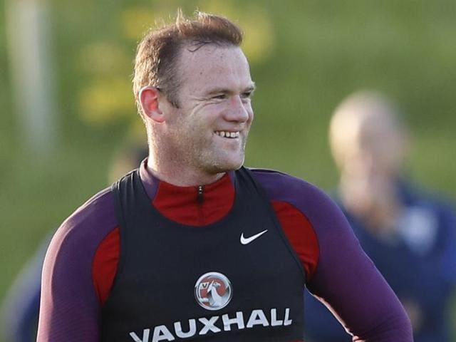 Wayne Rooney,England Football,Gareth Southgate