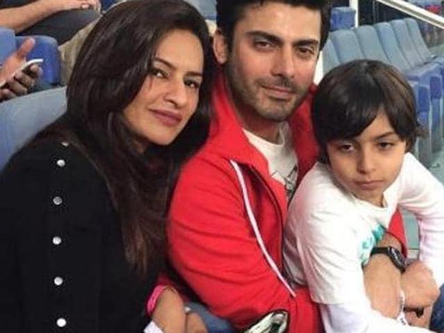 Fawad Khan,Fawad Khan daughter,Sadaf