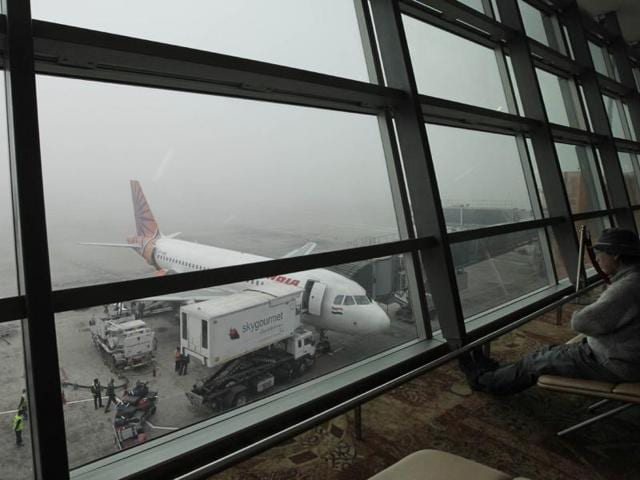 Airport security,bomb call,Bureau for Civil Aviation Security