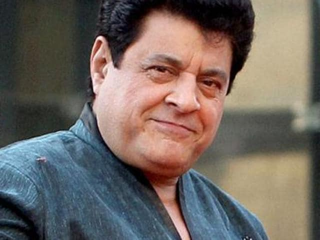Gajendra Chauhan is the chairman of the Film and Television Institute of India (FTII)in Pune.