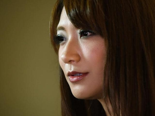 Kozai, now 30, is among a growing number women who are stepping out of the shadows to say they were forced to work in Japan's multi-billion-dollar porn industry.
