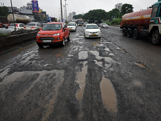 Citizens and political parties have been complaining about BMC under-reporting the number of potholes on city roads.
