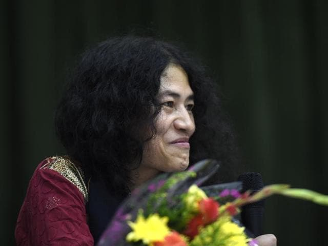 Irom Sharmila,Free woman,Attempt to suicide