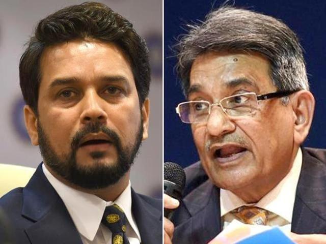 BCCI,Anurag Thakur,Lodha Committee