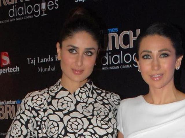Karisma Kapoor,Kareena Kapoor,Saif Ali Khan
