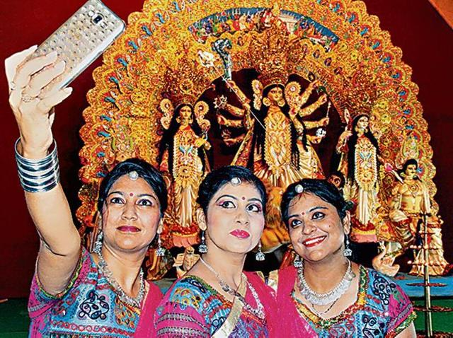 Residents from not just the Bengali community but others too are preparing for the festival.