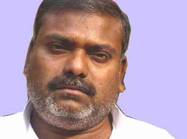 Rajballabh Yadav, an MLA from Nawada, denied rape allegations against him, saying that he had been falsely implicated
