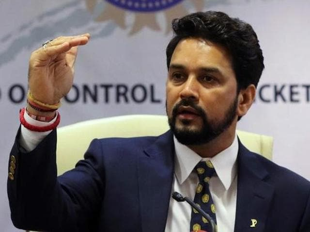 The confidence of BCCI president Anurag Thakur and secretary Ajay Shirke hints that they have something up their sleeve.