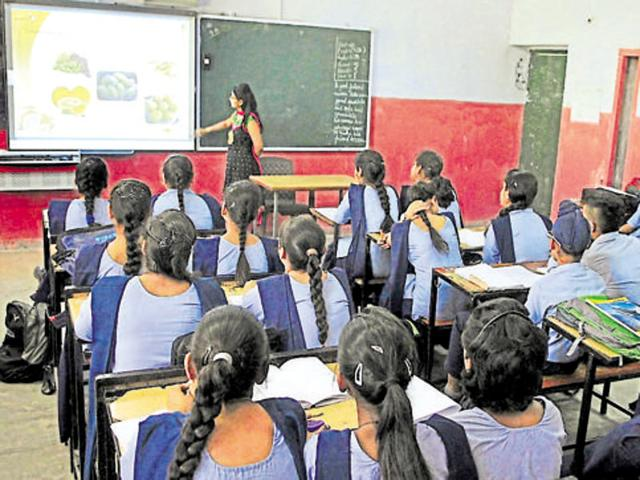 Under the Centre's Digital India initiative, 30 NDMC schools will impart education through 'Smart Classes', officials said in New Delhi on Wednesday.
