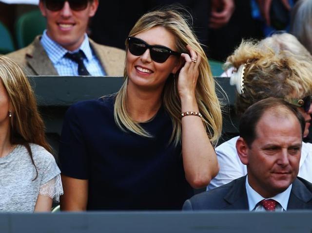 "Grigor Dimitrov said that he had ""zero doubts"" that Maria Sharapova would make a successful return."