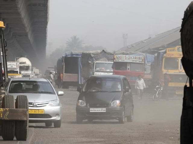 According to the report, Andheri and Bandra-Kurla-Complex (BKC) were the most polluted locations in the city, with levels more than twice the safe limit for PM10 and PM2.5.