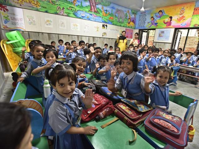 Teaching at the right level,Delhi government,Education