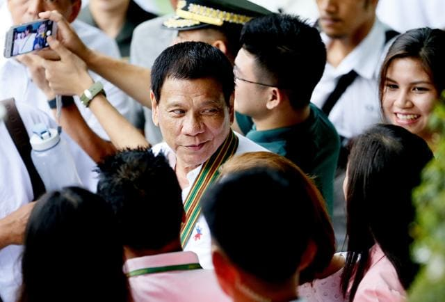 Philippines,Rodrigo Duterte,Duterte
