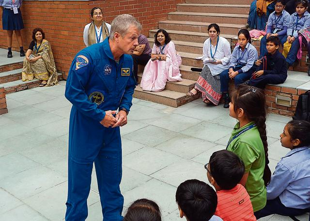 NASA,Steven Swanson,Shiv Nadar
