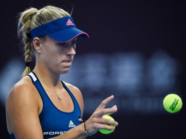 Angelique Kerber,China Open,Elina Svitolina