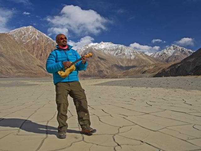 Beyond the snow-capped peaks, composer Shantanu Moitra says the Himalayas offer a lesson in survival