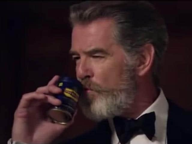 James Bond,Pierce Brosnan,Brosnan pan masala ad