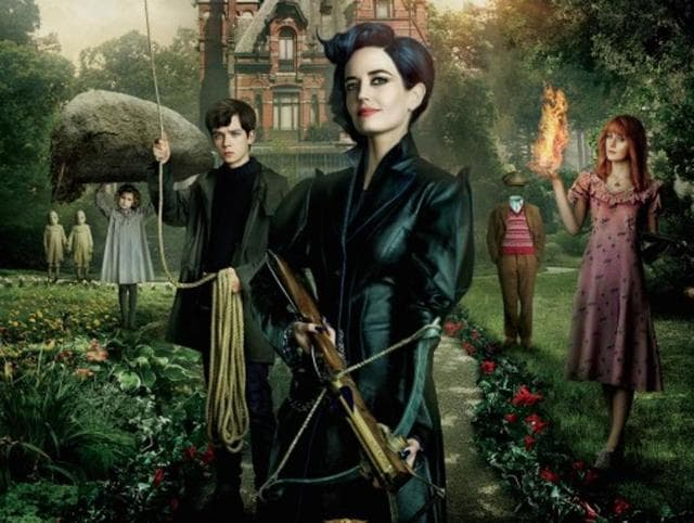 Miss Peregrine's Home for Peculiar Children - like Hogwarts and Professor Xavier's School for Gifted Youngsters.