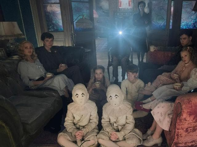 Miss Peregrine's Home For Peculiar Children,film,moview review