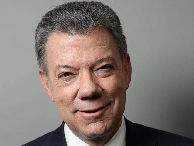 "Colombian President Juan Manuel Santos,Nobel Peace Prize,Timoleon ""Timochenko"" Jimenez"