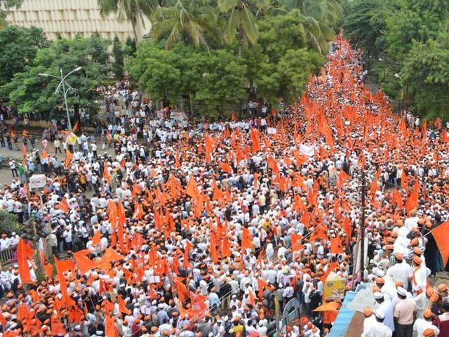 Maratha quota,Silent protests,Maratha protests