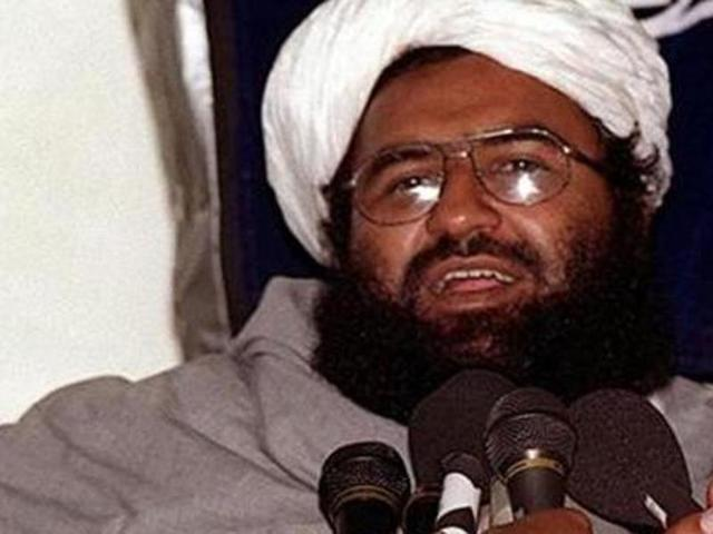 India's criticism of the UNSC not acting on Masood Azhar aimed mainly at China