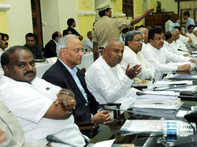The committee was formed in the wake of a review petition Karnataka filed with the apex court, asking the Centre to set up such a body to assess the ground situation in the Cauvery basin areas of the two states.