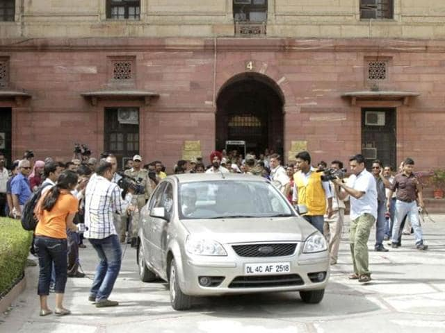 Home ministry,Retired officers,Retired officers cars