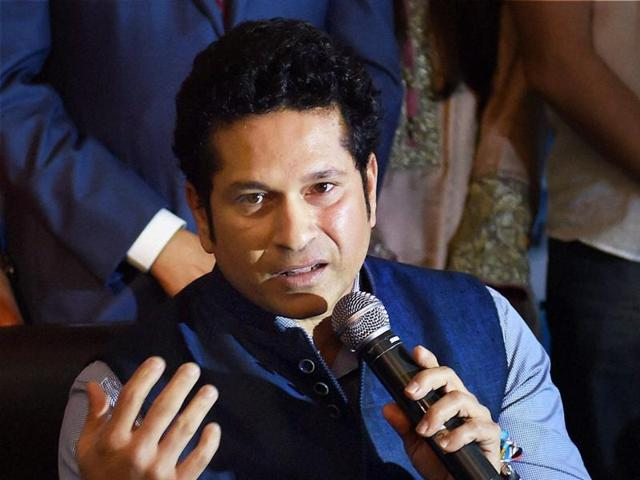 Tendulkar said that even in a team sport like cricket, individual training is the key to success.