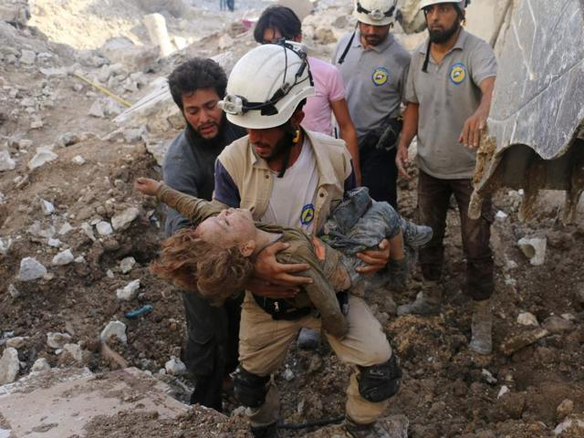 Nobel Peace Prize,Syria,White Helmets