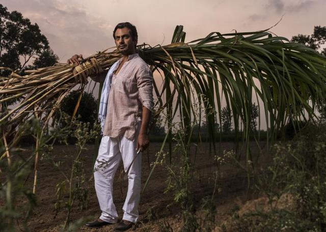 Nawazuddin Siddiqui,Village life,Farming